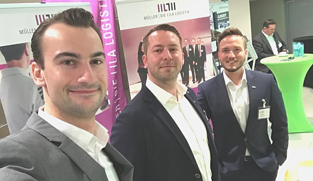Lila Logistik - Zukunftskongress Logistik 2019