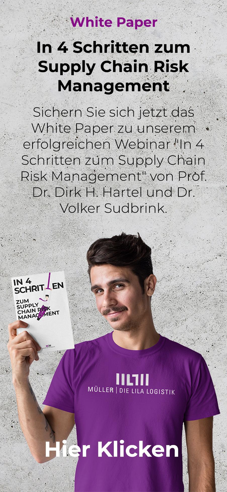 White Paper - Supply Chain Risk Management in 4 Schritten